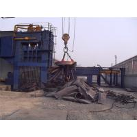 Wholesale Customized Voltage Hydraulic Sheet Metal Shear , Baling Light Scrap Into Blocks from china suppliers