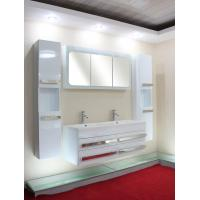 Wholesale European high glossy MDF bathroom vanities LZ-7002 from china suppliers
