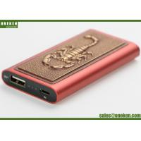 Wholesale Small Size Slim Portable Power Bank 2000mAh 6.8 Mm Thickness For Digital Cameras from china suppliers