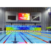 Wholesale Indoor SMD P5 Stadium Display Programmable Electronic Billboard Full Color LED Video Walls With Magnetic Module from china suppliers