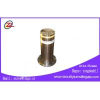 Wholesale Bi - Birectional Security Road Blocker , Hydraulic retractable bollards from china suppliers
