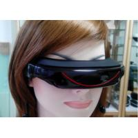 Wholesale 432*240 WQVGA Mobile Theatre Video Glasses Cinema Eyewear AV In For DVD , PS3,  TV from china suppliers