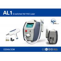 Wholesale Beauty Device Nd Yag Laser Tattoo Removal Machine With Medical CE Certificate from china suppliers
