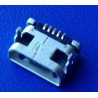 Wholesale Cheap Micro usb 5P-Female connector, 7.15,0.75mm Height from china suppliers