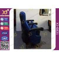 Wholesale Project Cinema Stand Customized Movie Theatre Seats With Folding Armrest from china suppliers