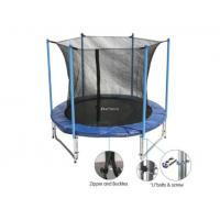 China Best-Selling 8ft Trampoline with safety net enclouse on sale
