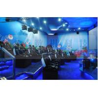Wholesale Theme park 5D movie theater , specail design , artistic style , immersive effect from china suppliers