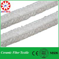 Wholesale JC 500kg/m3 ceramic fiber rope for resistance from china suppliers