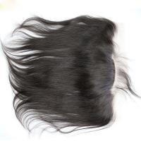 Wholesale Brazilian Hair Closure Lace Frontal Closure 13x4 Straight Virgin Human Hair from china suppliers