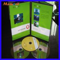 Wholesale DVD Replication With Customer