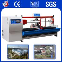 Wholesale Copper Alloy Resistant Shock / Absorption Jumbo Roll Cutting Machine ±0.1mm Precision from china suppliers