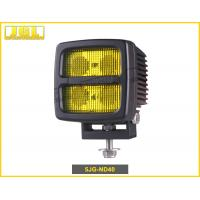 Wholesale High Illumination 40w Led Truck Work Lights With White And Yellow Light from china suppliers