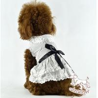 Manufacture dog skirt, color spot, 5 colors at choice