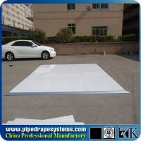 Wholesale best sale wooden dance floor for events decoration made in China from china suppliers