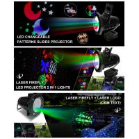 Wholesale new christmas tree and house laser light waterproof Garden outdoor christmas Laser Light from china suppliers