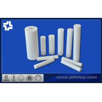 Wholesale 100mm Extruded Ptfe Teflon Rod Bar Stock , Graphite / Carbon Filled Teflon from china suppliers