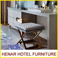 Wholesale MDF + Veneer Material Hospitality Writing Table Chair / 4 Season Hotel Lobby Furniture from china suppliers