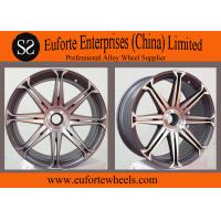 "Wholesale 20"" 22"" Tuner Racing Wheels Cancave Gloos Black Machine Face 10.5 Inch Width from china suppliers"