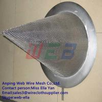 Wholesale cone strainer from china suppliers