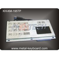 Wholesale IP65 Water - proof Industrial Touchpad Keyboard with Digital Keypad Design from china suppliers