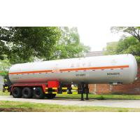 Wholesale Large Load Transport Semi Trailer For Liquefied Gas Propylene from china suppliers