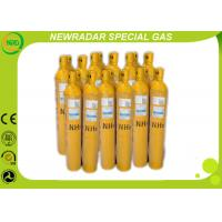 Wholesale CAS 7664-41-7 Purity Plus Specialty Gases With 40L To 50L Steel Cylinders , MF NH3 from china suppliers