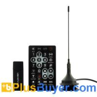 Wholesale ISDB-T Full Seg HDTV USB Dongle for Computers - Remote Control & Powerful Antenna from china suppliers