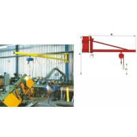 Wholesale BZ3t Light Duty Wall Mounted Slewing Jib Cranes for Plant Room Maintenance from china suppliers