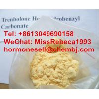Wholesale Powerful Muscle Building Anabolic Steroid Powder Trenbolone Hexahydrobenzyl Carbonate (Parabolan) from china suppliers