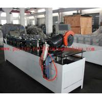 Quality Manual / Automatical Cold Roll Former Machine , T Bar Roll Forming Line for sale