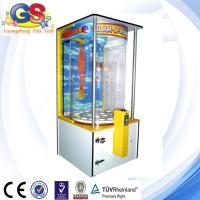 Buy cheap Happy Jump Ball lottery machine ticket redemption game machine from wholesalers