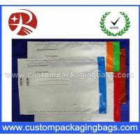 Wholesale Clear Security Coin Packaging Bags , Duty Free Bag Environmental from china suppliers