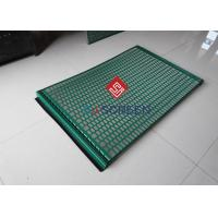 Wholesale Stainless Steel Oil Vibrating Screen 2 - 3 Layers SJ-PWP 500 Model from china suppliers