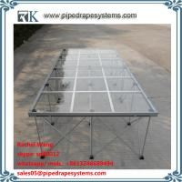 Wholesale intellit stage smart stage platform China supplier for event wedding from china suppliers