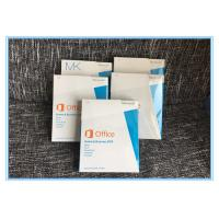 Wholesale FPP Microsoft Office 2013 Retail Box Home / Business Product Key Online Activation from china suppliers