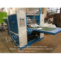 Wholesale Blue Color Food Box-packed Foil Sheet Folding Machine For Pop up Paper Use from china suppliers
