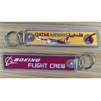 Wholesale Qatar Airlines BOEING Flight crew tags from china suppliers