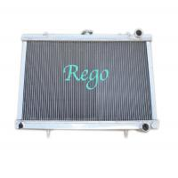 Wholesale Cooling aluminum racing car radiator for NISSAN SKYLINE R32 AU from china suppliers