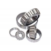 Buy cheap Inch Sizes Single Row Taper Roller Bearings from wholesalers