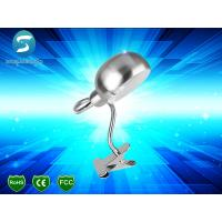Wholesale Stainless Steel LED Desk Lamp Clip Light , 3W LED Book Lights For Reading from china suppliers