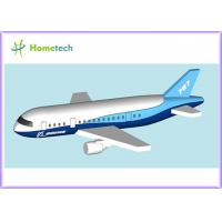 Wholesale 8GB High-Speed Airplane 787 Shape Customized USB Flash Drive / USB Keys 4GB Air Plane from china suppliers