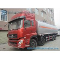 Wholesale Carbon Steel 270hp 40m3 Diesel / Water / Oil Tank Trailer Truck 8x4 from china suppliers