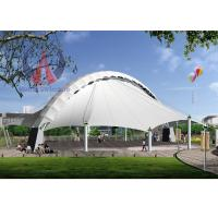 Wholesale Eco Anti - Hurricane Tensile Park Shade Structures For Outdoor Sports from china suppliers