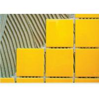 Wholesale Heat Resistant Outdoor Tile Adhesive For Mosaic And Leatheroid Brick from china suppliers