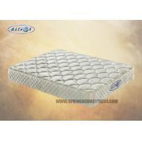 Wholesale Compressed Bonnell Coil / Tricot Fabric Tight Top Mattress Topper 9 Inch from china suppliers