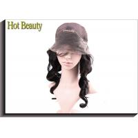 Wholesale With Baby Hair Around Lace Wig Suitable Dying All Colors 1b# Natural Wave from china suppliers