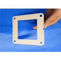 Wholesale Technical Industrial Abrasion Resistance Alumina Ceramic Frame Pressing Plate from china suppliers