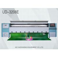 Quality Vinyl Solvent Printing Machine UD-3208E Large Format Solvent Inkjet Printer for sale