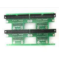 Quality SMT Quick Turn Pcb Assembly With FR4 1OZ Pcba Green Solder Mask for sale