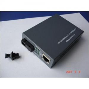 Wholesale Gigabit Fiber Media Converter from china suppliers